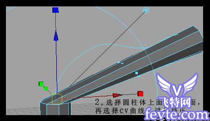 MAYA2009制作一个逼真的丛林效果 飞特网 MAYA材质灯光