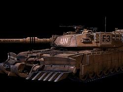 MAYA坦克建模教程