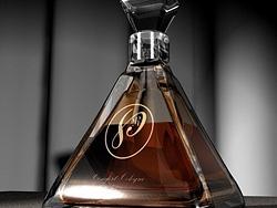 MAYA打造香水瓶玻璃材质