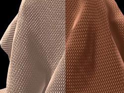 maya打造逼真布料材质教程