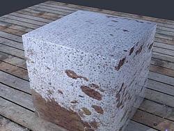 Maya材质教程:打造锈迹斑斑的小铁盒材质