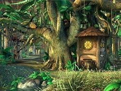 MAYA2009制作一个逼真的丛林效果