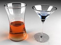 MAYA制作玻璃材质