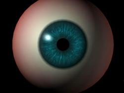 MAYA眼球贴图教程