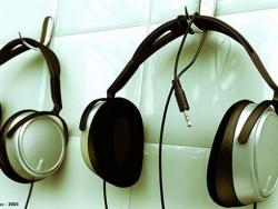 3DSMAX制作逼真耳机流程