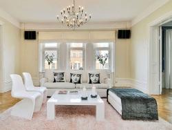 简洁的客厅装修设计