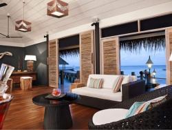 马尔代夫度假圣地室内设计