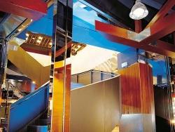 个性艺术餐厅设计