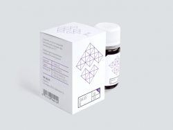 简洁药品包装设计