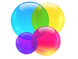 AI打造质感气泡视频教程