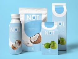 椰子汁品牌包装设计