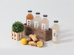 姜汁饮料品牌包装设计