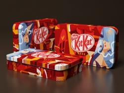 奇巧巧克力包装设计