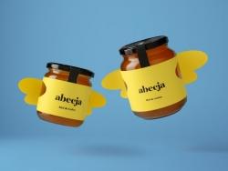 创意蜂蜜包装设计