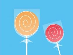 新手教程,CDR制作简单糖果