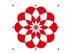 CorelDRAW打造漂亮剪纸花纹教程