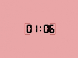AE利用表达式制作时间码动画效果教程(1)