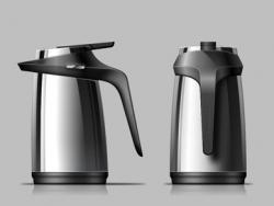 CDR绘制电热水壶教程