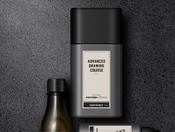 CorelDRAW化妆品包装绘制(GIF小视频教程)
