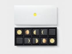 创意且精致的月饼包装设计