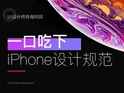 一篇文章 搞定IPHONE设计规范