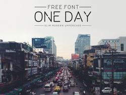 设计师必备的23款免费英文字体