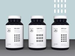 药品LOGO和包装设计