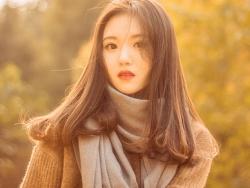 PS调色系列教程——把女友照片变成韩剧女主角