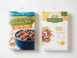cereal食品包装设计