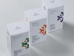 简约风格保健品包装设计