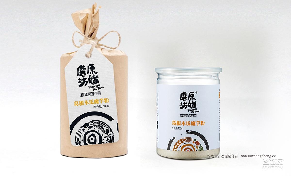 五谷杂粮系列包装设计分享