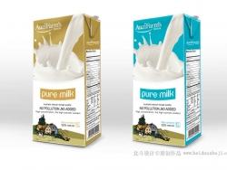 乳制品系列包装设计案例分享