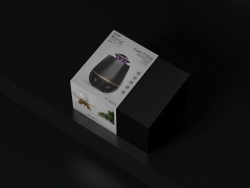 一款灭蚊灯包装盒设计