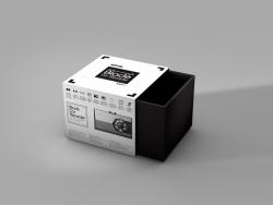 行车记录仪包装盒设计