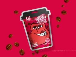 趣味性的包装---宝乐佳嚼嚼咖啡逗糖果包装设计