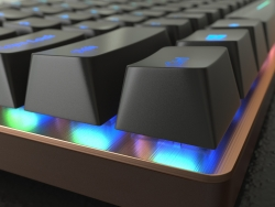 C4D机械键盘建模