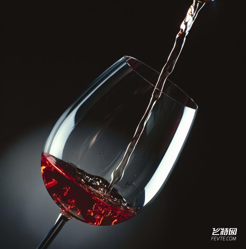 PS红酒杯抠图教程 飞特网 PS入门实例教程