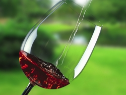 PS红酒杯抠图教程