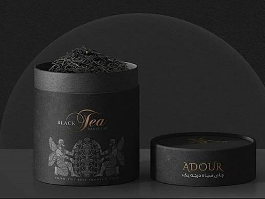 出口黑茶包装设计