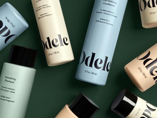 优雅风格化妆品包装设计