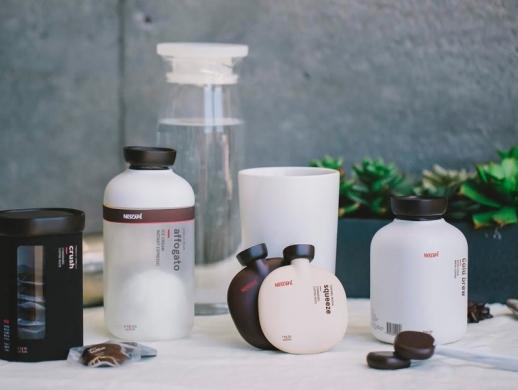 便携咖啡包装袋设计