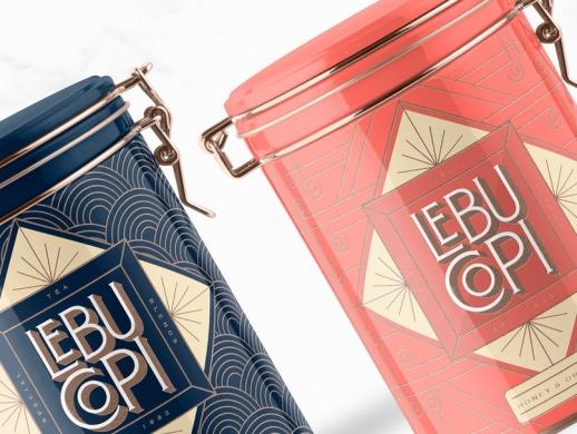 电商茶叶品牌包装设计