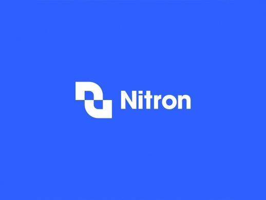 网络运用开发公司标志设计