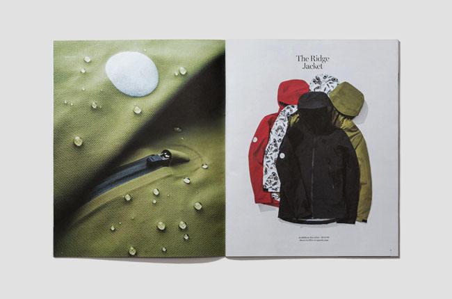男装画册设计 飞特网 画册设计