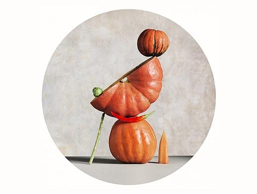 平衡艺术美食摄影作品欣赏