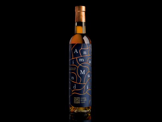 果酒标签和酒盒包装设计
