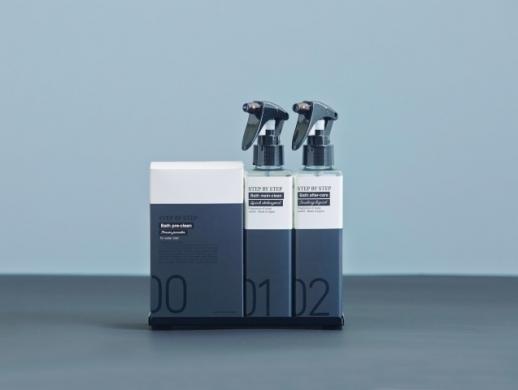 强力清洁剂包装设计