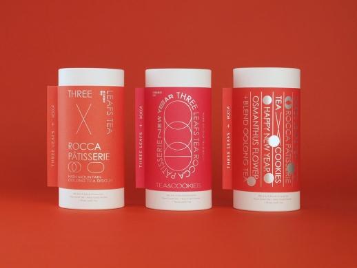 抹茶味甜品包装设计
