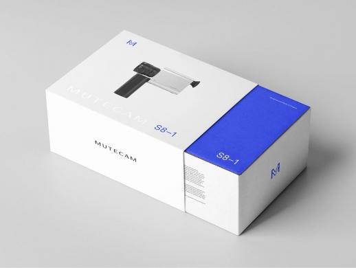 摄像机包装盒设计