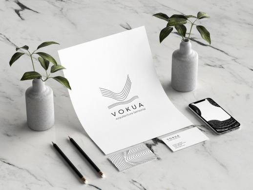 艺术摄影公司品牌VI设计